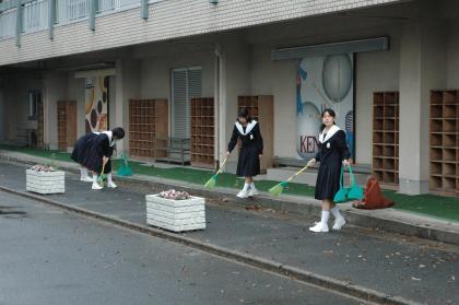 愛知県清須市立西枇杷島中学校